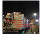红木家具撤展、装货现场